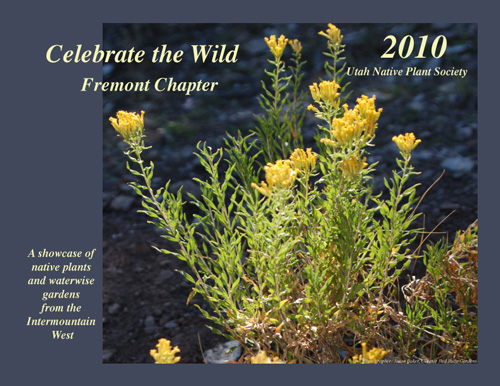 Fremont 2010 Calendar cover page